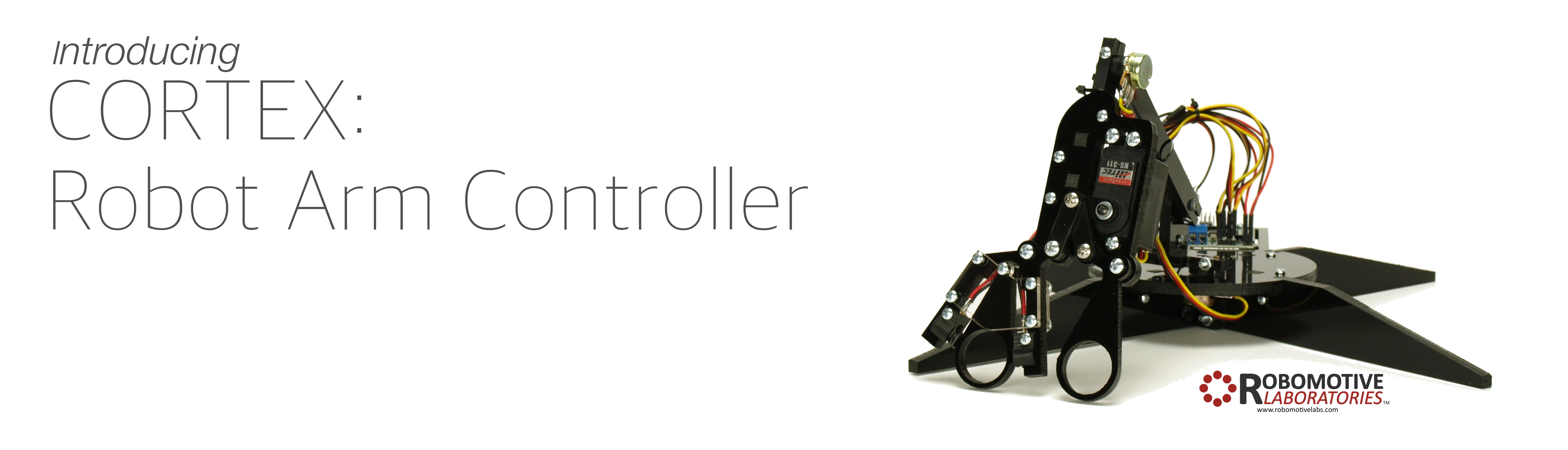 Introducing Cortex: Robot Arm Controller